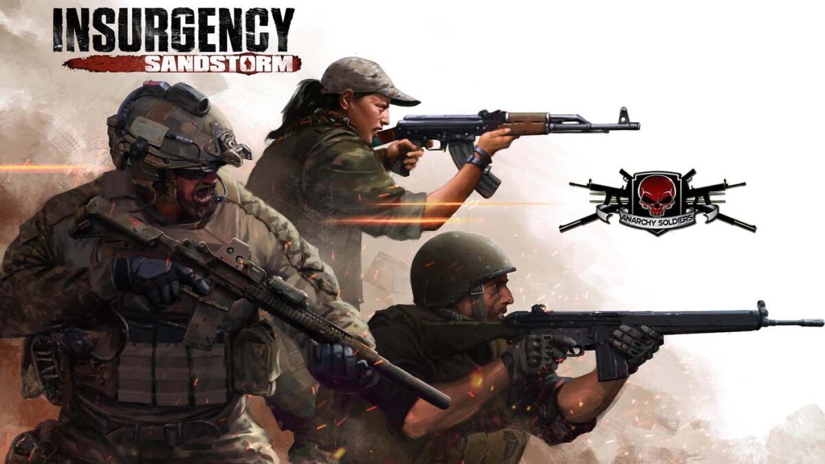 insurgency sandstorm anarchy soldiers
